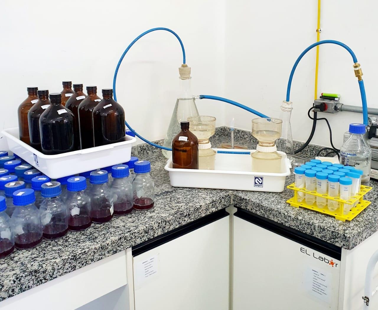 Análise de Legionella em SP - 1