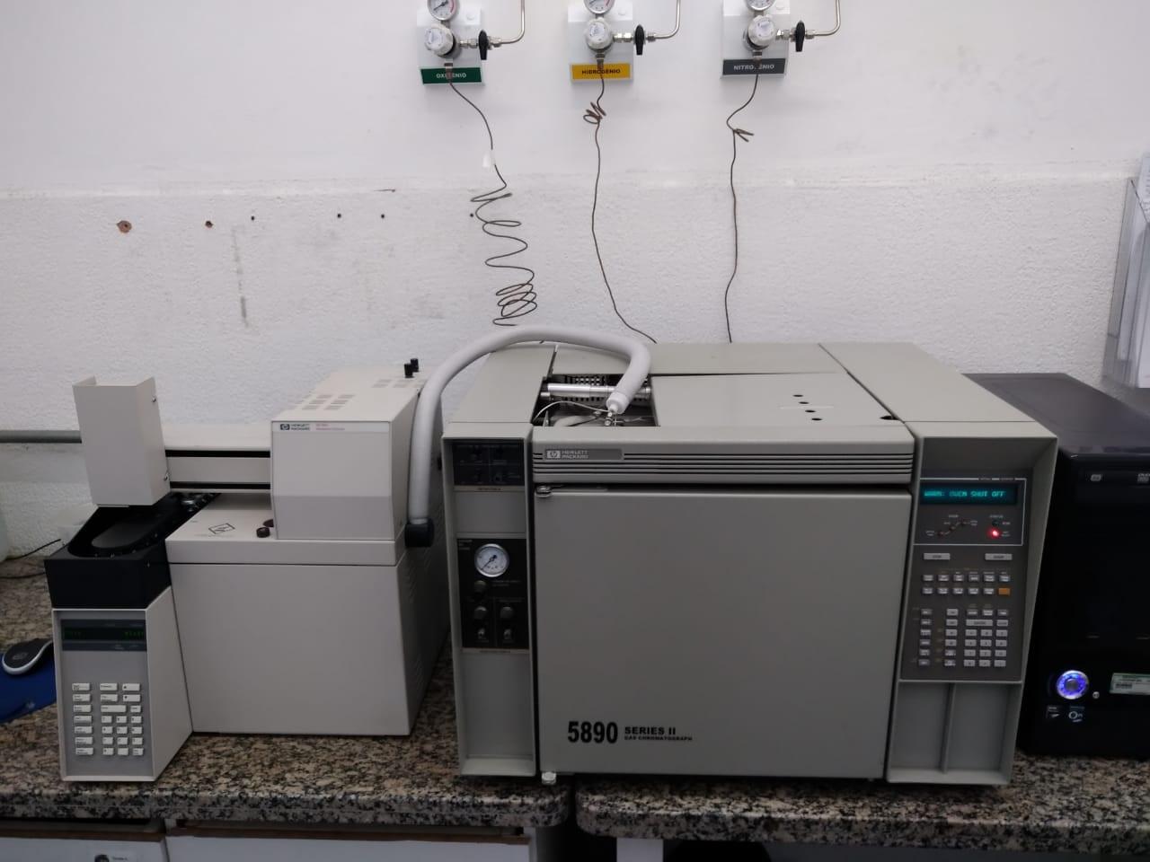 Empresa de análise de água - 1