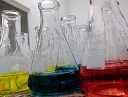 Laboratório de Análise de água no ABC