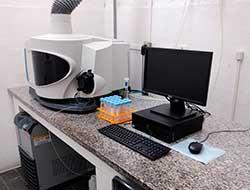 Laboratório de Análise de água no Paraná